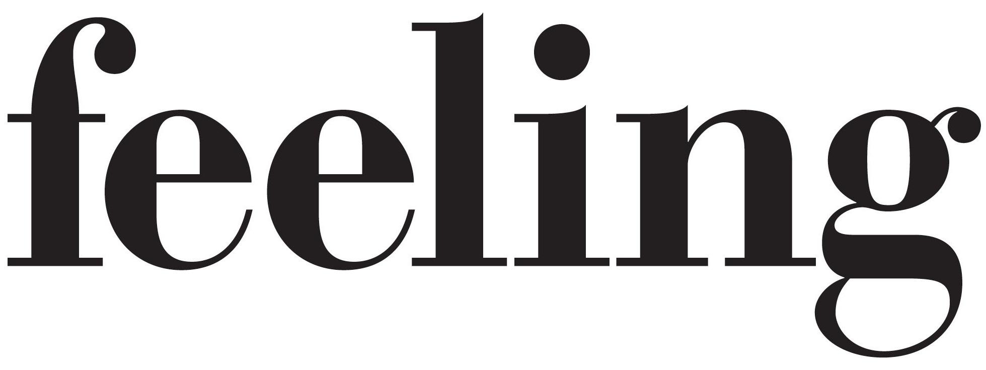 Feeling: 3x gezond & gelukkig Logo