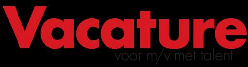 """Vacature: """"Mijn job? Zorgen dat onze werknemers gezond en gelukkig zijn"""" Logo"""