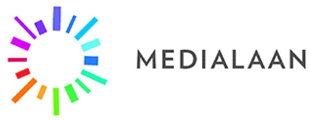 """Medialaan Makkers: """"Beter werken begint vaak bij beter ontspannen"""" Logo"""